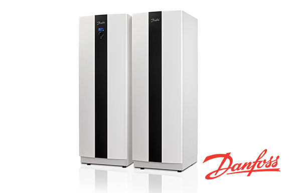 Danfoss ground Source Heat Pump system range