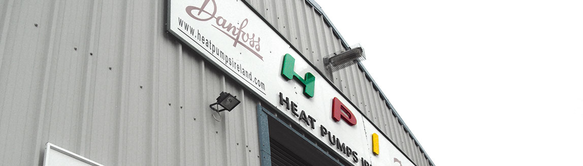 heat pumps Ireland facilities in dundalk