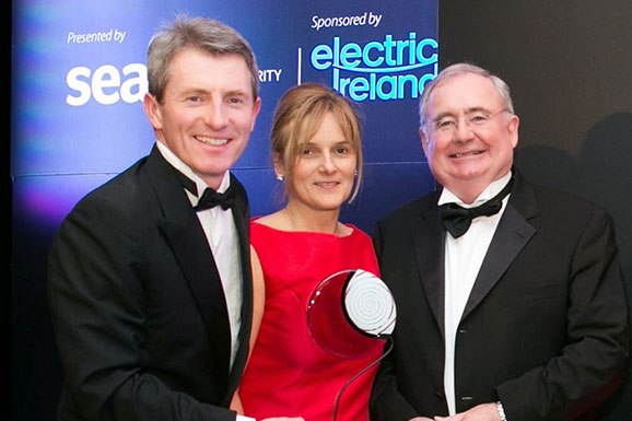 Heat pumps Ireland ia a SEAI Award Winner