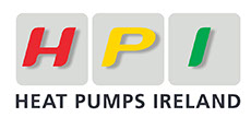 Heat pumps Ireland logo