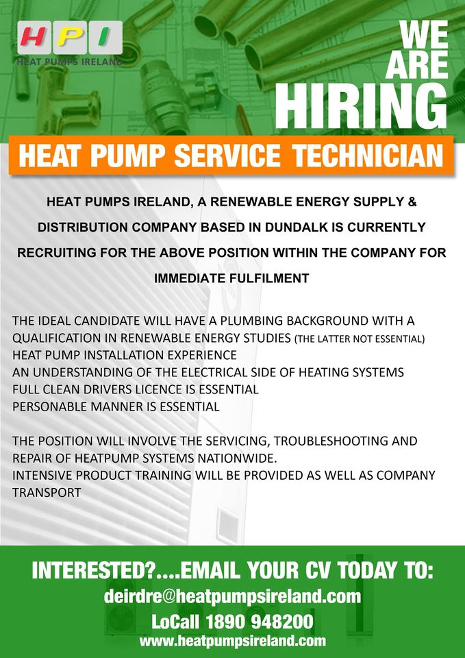 Heat Pump Service Technician